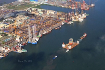 Amazing Project:  Transport the drill to Singapore for an upgrade