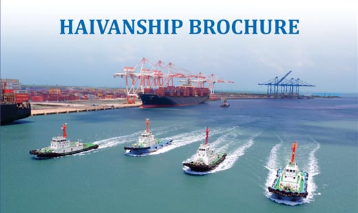 download brochure Haivanship