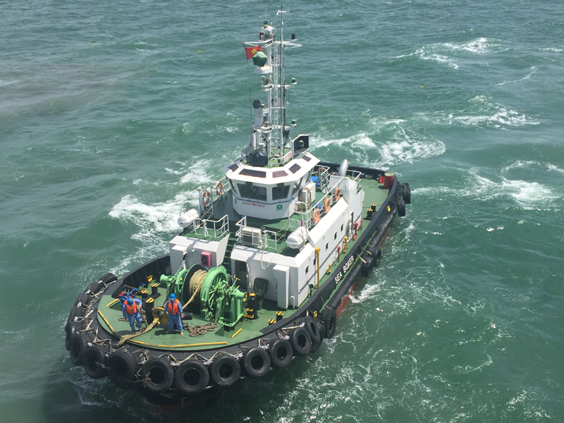 tugboat SEA Boxer